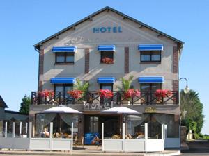 Etretat hotel for Hotels yport